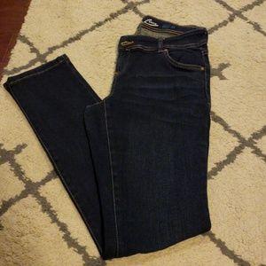 INC skinny Jean's curvy fit